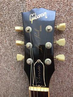 Gibsonクラシックヘッド